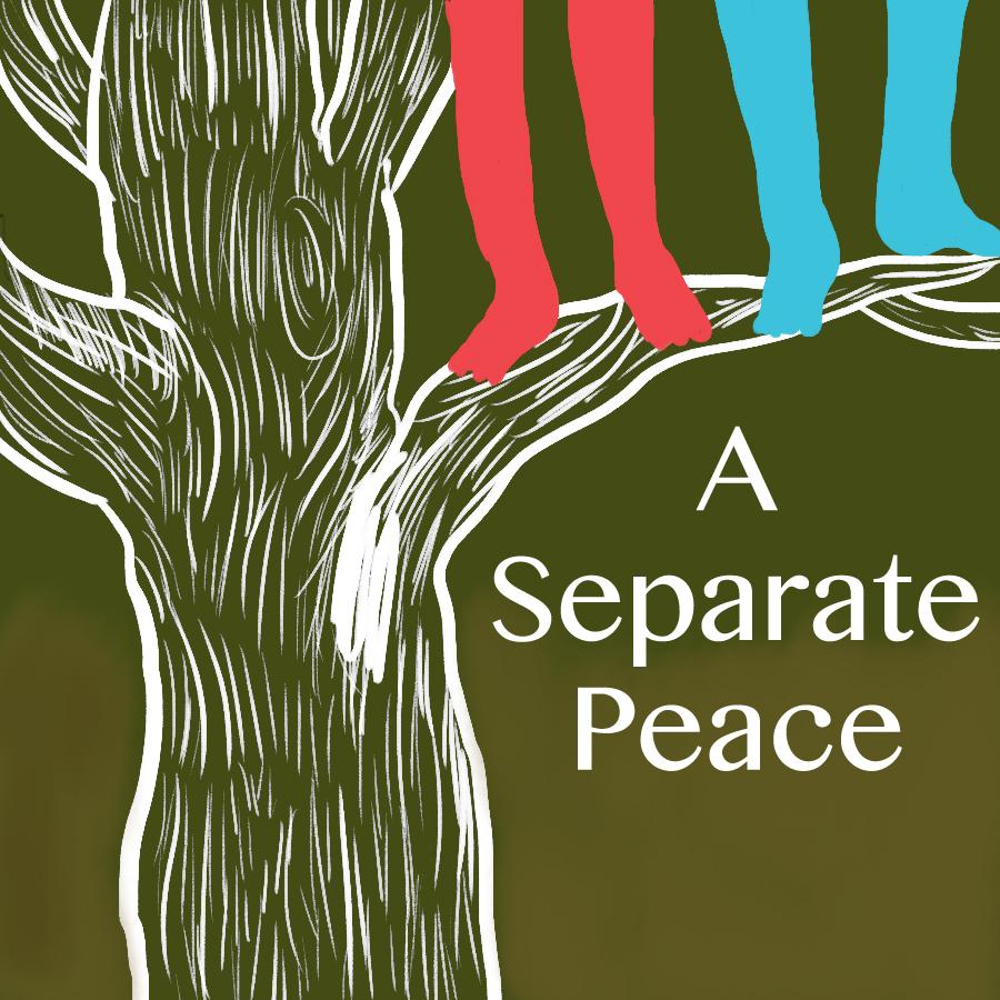 What is a separate peace - winning the war or losing 40