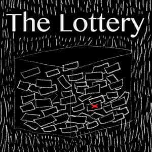 the lottery summary com