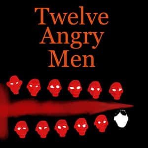 12 angry men a case study The characters in reginald rose's drama '12 angry men' are unnamed  the basics of the case at the beginning of twelve angry men,.